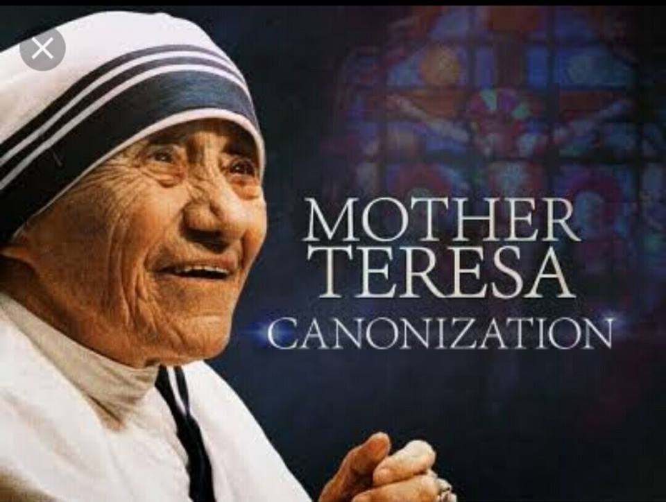 In 1946 mother teresa experience another call